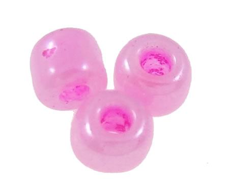 20 gram Rocailles Candy Roze