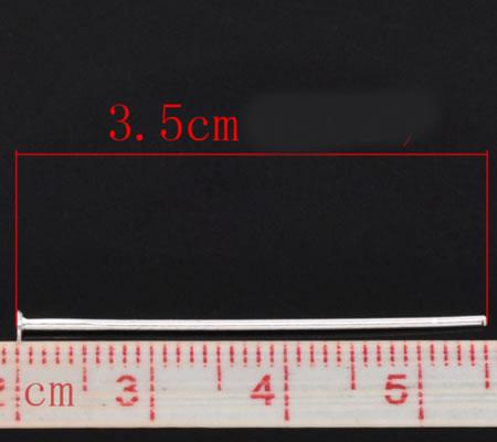 Nietstiften Lichtzilver 35mm