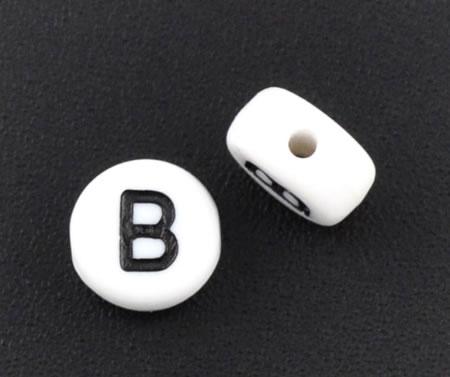 "Letterkraaltje ""B"""