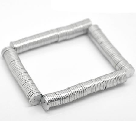 2x Magneetje 10 x 1.5 mm