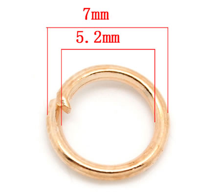 Open Ring RoseGold