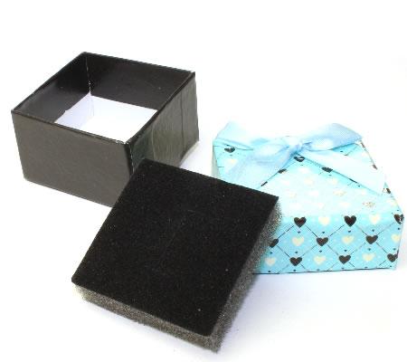 Display - Verpakkingsdoosje Kobalt Blauw