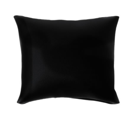Kussentje voor armbanden/horloge Zwart