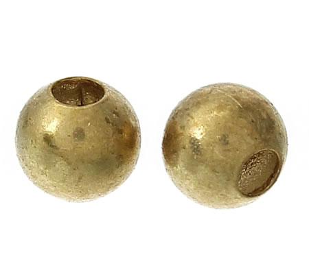 Brons 3 mm Kraaltje