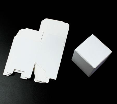 Display sieraden vouwdoosje - Wit