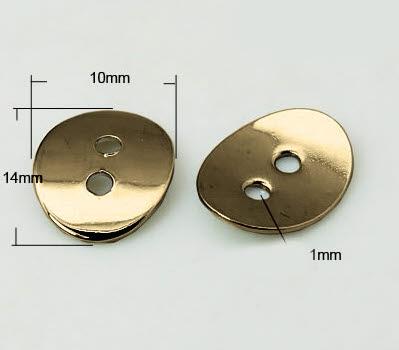 Knoopsluiting brons