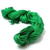 Bosje nylon koord 2 mm Groen