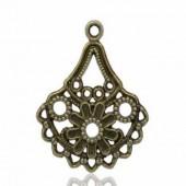 1x Ornament Brons