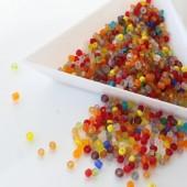 20 gram Rocailles 2 mm zijdeglans Mat