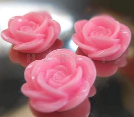 Roosje Midden Roze