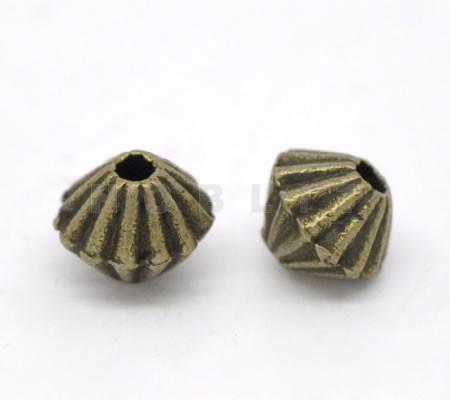 Spacerkraaltjes brons