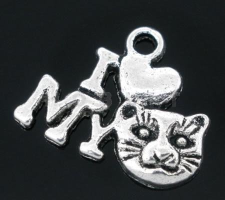 """1x Bedel Kat """"I Love My Cat"""""""