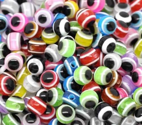 Evil Eye Kraaltjes Mix