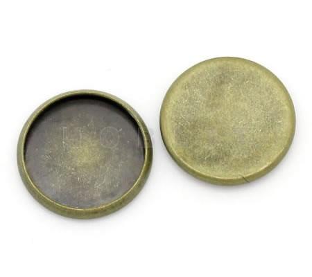 Cabochon Houder 12 mm