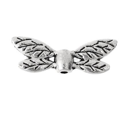1x Metalen Vleugel Kraaltjes