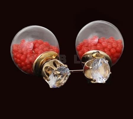 Double Dot oorbelletjes