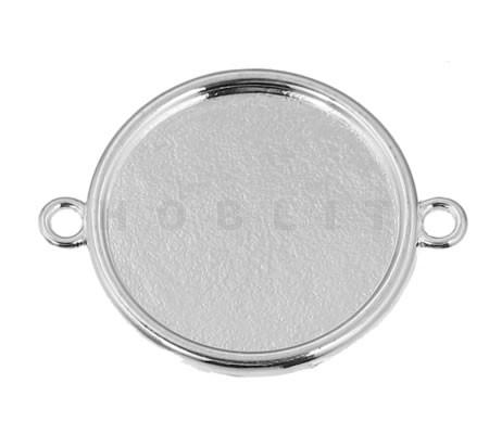 Connector Licht Zilver