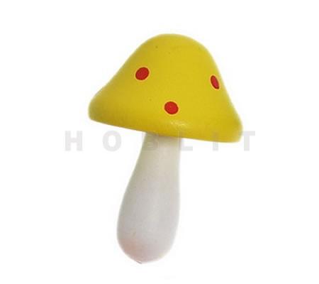 Houten paddenstoel