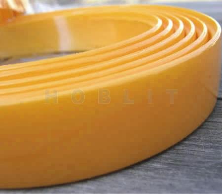 Acryl Diadeem Zalm/Oranje 25 mm