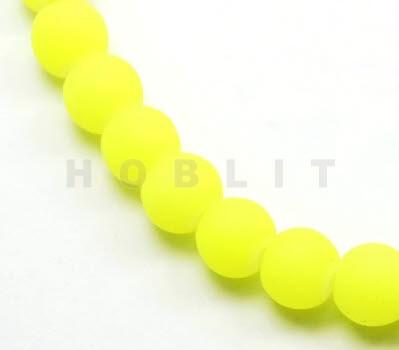 Snoertje (100 Stuks) Fluoricerend Mat Geel