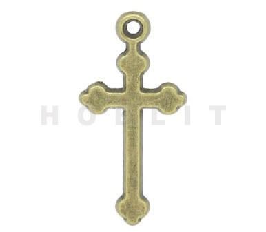 Kruisje  Brons