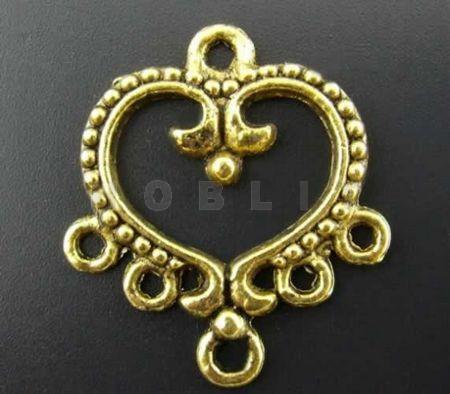 Ornament Oud Goud