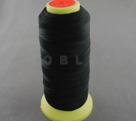 Rol Nylon draad 0.2 mm zwart