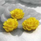 1x roosje geel