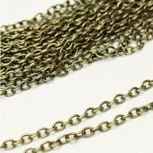 Ketting / Jasseron Brons