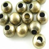 20x Metalen kraaltje Brons