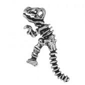 1x Bedeltje Dinosaurus Skelet