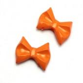 1x Kraal Strikje Oranje