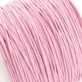 1 Meter Wax Koord Katoen Roze