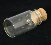 Glazen Flesje 22 mm