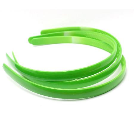 1x acryl diadeem Groen 11.5 mm