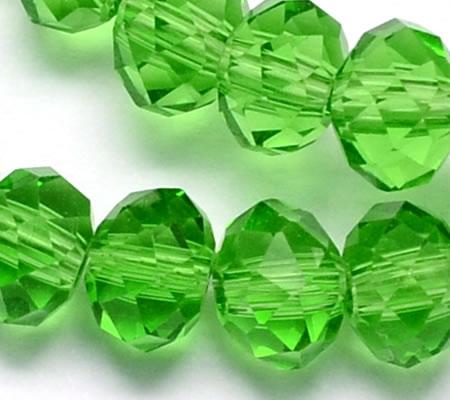 Snoertje 150 stuks Facet Kraaltje Groen