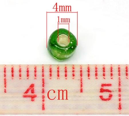 20 gram Rocailles Groen