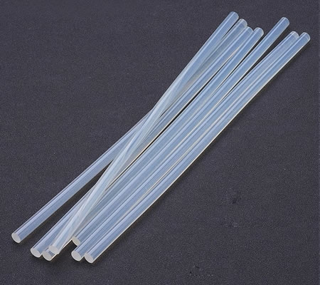 "5x Lijmsticks voor ""Hot Glue"" Tang 7 mm"