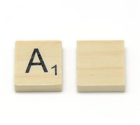Scrabblesteentjes