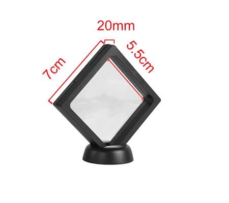 1x Kleine Sieraden display zwart