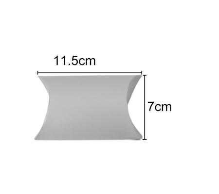 Sieraden Verpakkingsdoosje Zilver